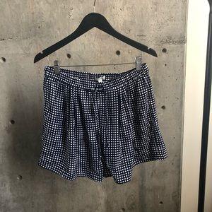 NWT J Crew Mercantile Windowpane Shorts